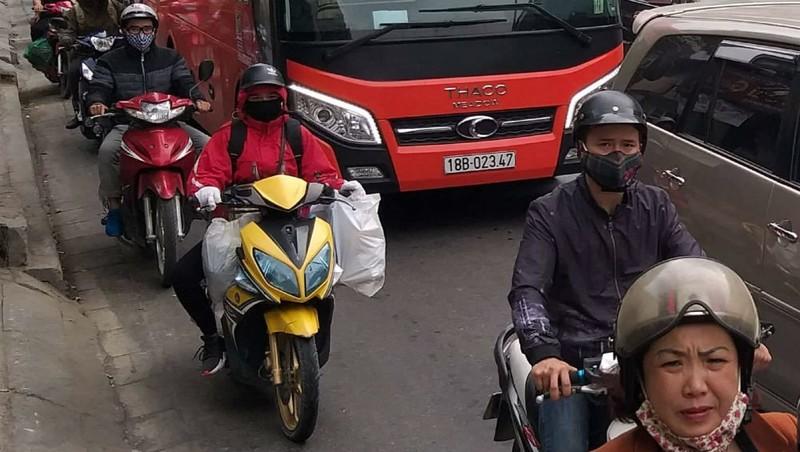Hà Nội: Tăng cường đảm bảo an toàn giao thông sau Tết