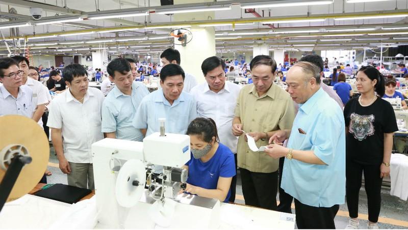 Thái Nguyên gắn phát triển kinh tế với an sinh xã hội