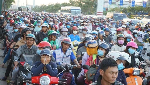 TP HCM cấm xe máy vào trung tâm từ năm 2030?
