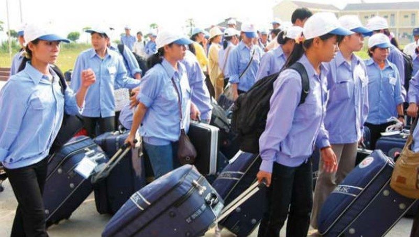 Tiếp tục mở rộng, lựa chọn thị trường xuất khẩu lao động