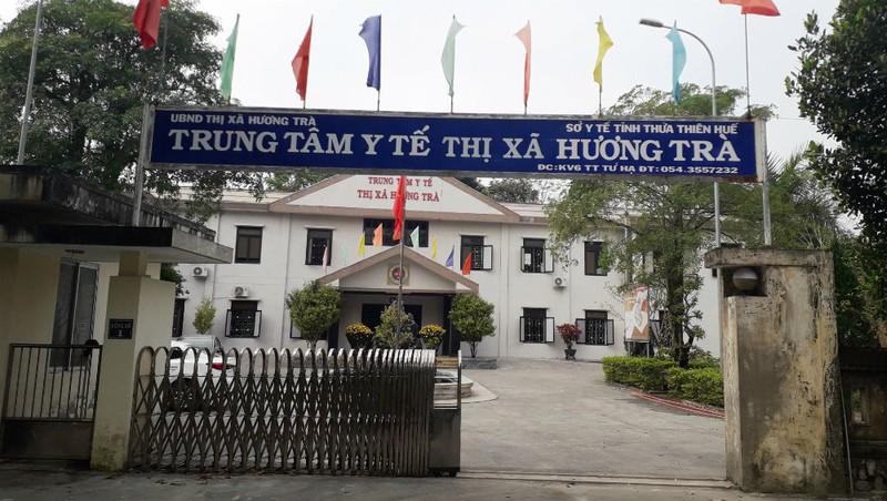 Trung tâm Y tế thị xã Hương Trà: Lộn xộn từ chuyện giữ xe đến chuyện đường dây nóng