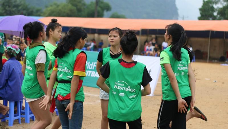 Tham gia chương trình là trẻ em trong độ tuổi từ 11 đến 16 với 59% là nữ