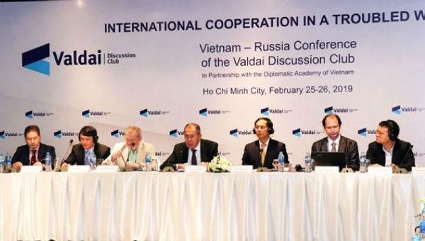 Thúc đẩy hợp tác Việt Nam -  Nga trong lĩnh vực công nghệ mới