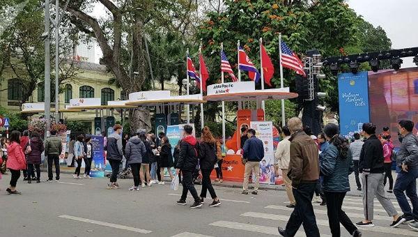Hà Nội kêu gọi người dân nâng cao tinh thần mến khách