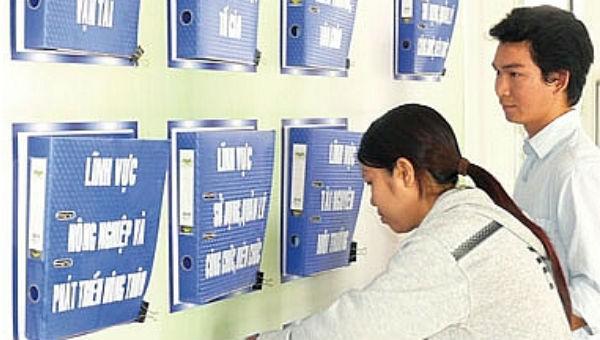 Hoàn thiện quy định về xây dựng cấp xã đạt chuẩn tiếp cận pháp luật