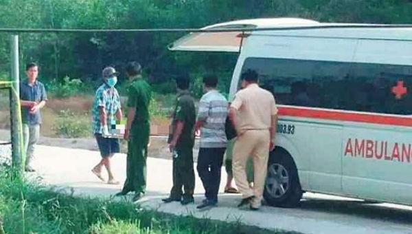 Khởi tố vụ án vợ đâm chết kẻ sát hại chồng ở Long An