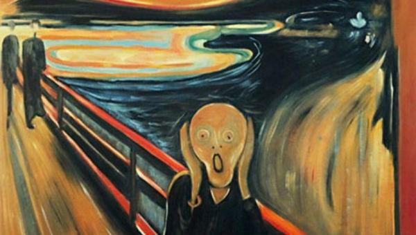 Bức tranh được lấy cảm hứng dựng phim kinh dị