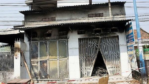 Danh tính nạn nhân thiệt mạng trong vụ cháy ki ốt điện tử ở Vũng Tàu