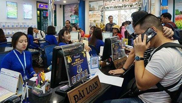 Đài Loan mở cấp lại visa Quan Hồng cho du khách Việt