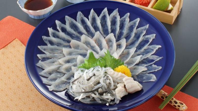 Chi cả ngàn USD để thưởng thức cá nóc Nhật Bản