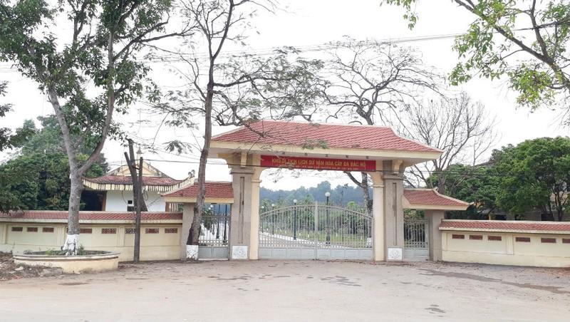 Kỷ niệm 50 năm ngày Bác Hồ về thăm và trồng cây tại xã Vật Lại (Hà Nội)