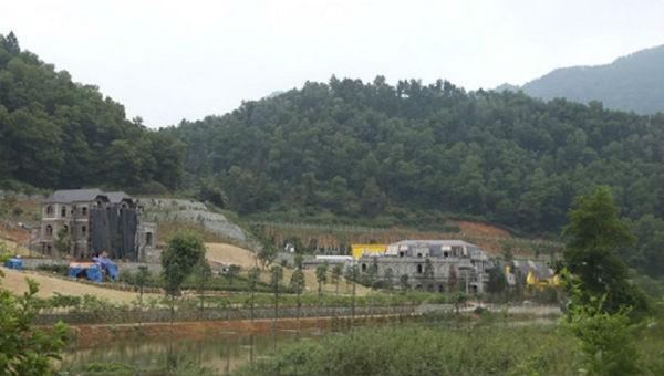 Vi phạm quy hoạch đất rừng Sóc Sơn: Hà Nội đề nghị chuyển hồ sơ sang công an
