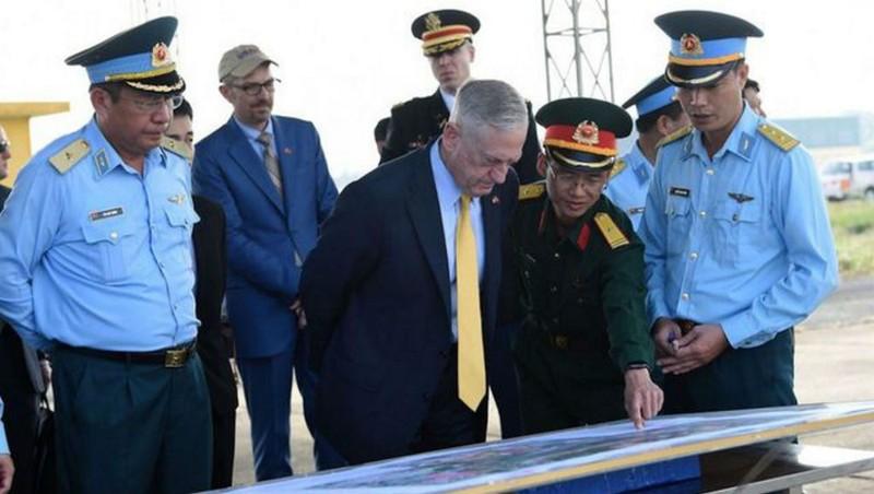 Việt Nam - Hoa Kỳ chung tay hành động nhân đạo