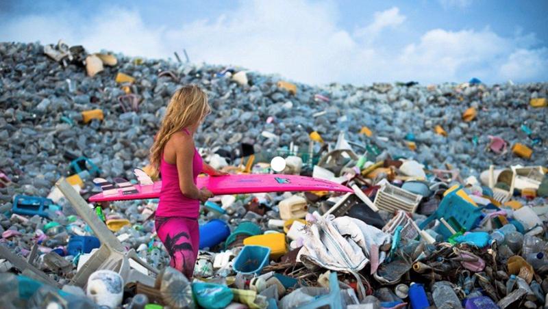 Báo động ô nhiễm rác thải nhựa
