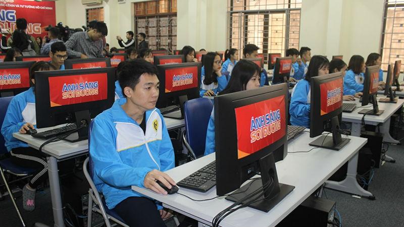 Khai mạc hội thi Olympic các môn Khoa học Mác - Lê Nin và Tư tưởng Hồ Chí Minh