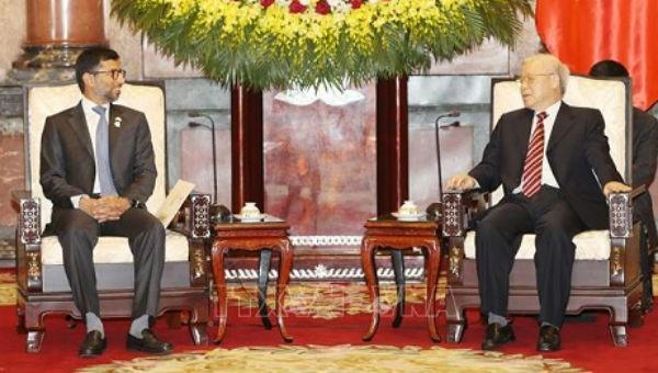 Việt Nam - UEA thúc đẩy hợp tác năng lượng và công nghiệp