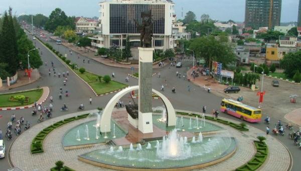 Kiến nghị mở rộng thành phố Buôn Ma Thuột