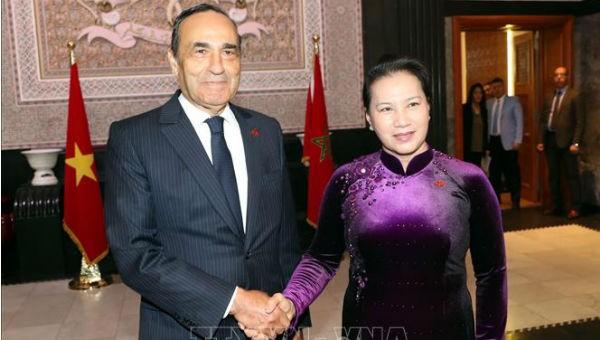 Làm sâu sắc hơn quan hệ hữu nghị và hợp tác Việt Nam – Maroc