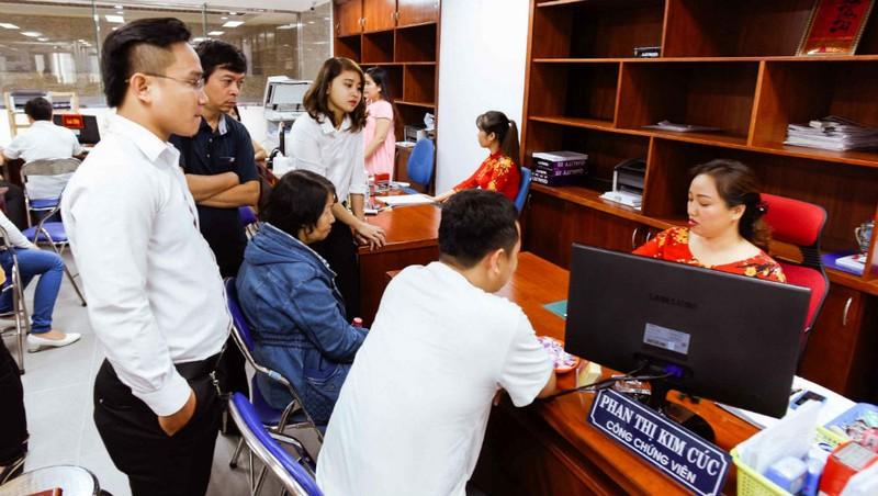 Cơ sở dữ liệu hành nghề công chứng: Cần tăng cường kết nối giữa các địa phương