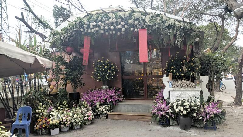 """Bí ẩn ngôi miếu """"cô Mai Hoa"""" ở Hà Nội"""
