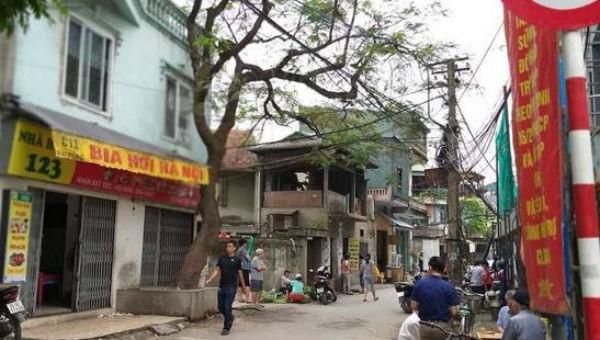 Nghi án nghịch tử sát hại cha rồi bỏ trốn tại Hà Nội