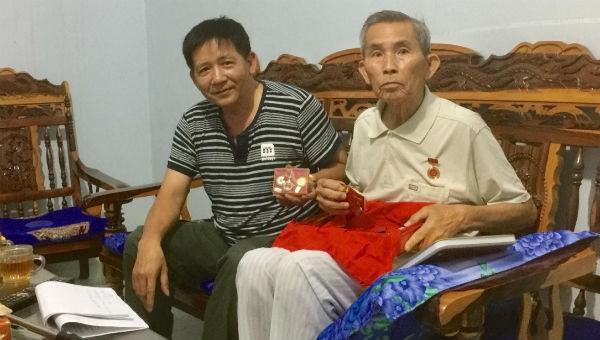 """Gặp lại cựu binh chiến dịch Điện Biên phủ: """"Quá khứ với tôi là một gia tài"""""""