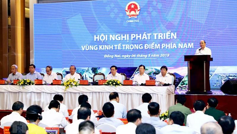 Hội nghị Phát triển vùng kinh tế trọng điểm phía Nam: Sắp xếp các dự án ưu tiên, mang tính liên kết vùng