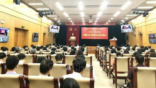 Nhìn lại 50 năm thực hiện Di chúc Chủ tịch Hồ Chí Minh