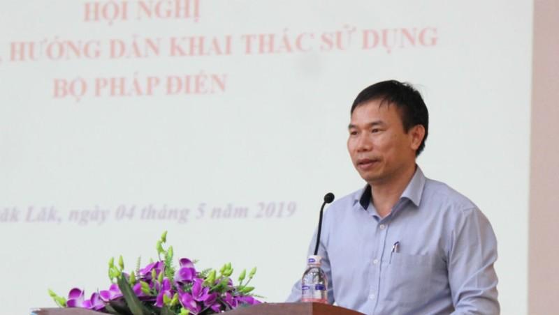 Bộ Tư pháp tổ chức Hội nghị hướng dẫn khai thác, sử dụng Bộ pháp điển