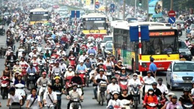 Hà Nội có thể cấm xe máy trước năm 2030