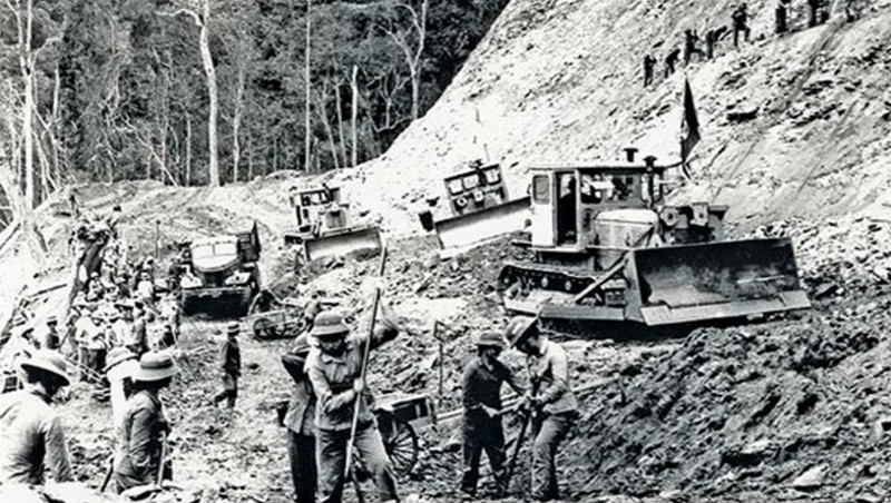 60 năm Đường Trường Sơn-Đường Hồ Chí Minh: Nơi thể hiện ý chí thống nhất non sông