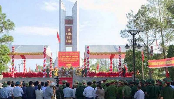 Nghệ An: Đưa 98 hài cốt liệt sĩ hy sinh tại Lào về đất mẹ