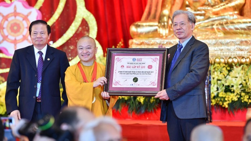 Đại lễ Vesak 2019 thành công tốt đẹp: Tỏa sáng tấm lòng Việt Nam hiếu khách