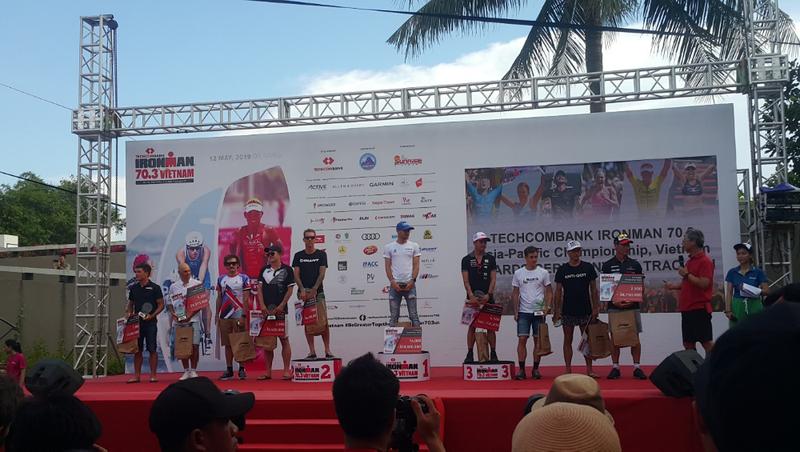 Techcombank Ironman APAC 2019: Thêm nhiều kỉ lục thế giới được ghi nhận