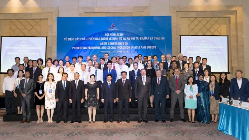 Hơn 180 đại biểu Quốc tế dự Hội nghị ASEM về thúc đẩy phát triển bao trùm Á- Âu