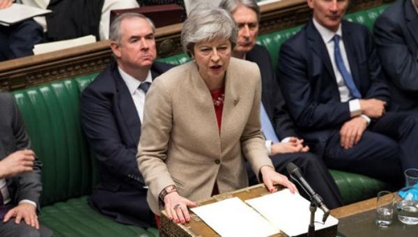 Chính phủ Anh muốn thúc đẩy Brexit trong tháng 6