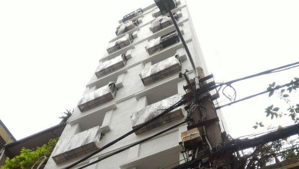 Đống Đa, Hà Nội: Công trình xây sai phép tồn tại nhiều năm