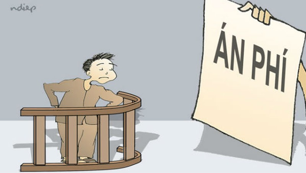 Có nên quy định thu án phí hình sự sơ thẩm?