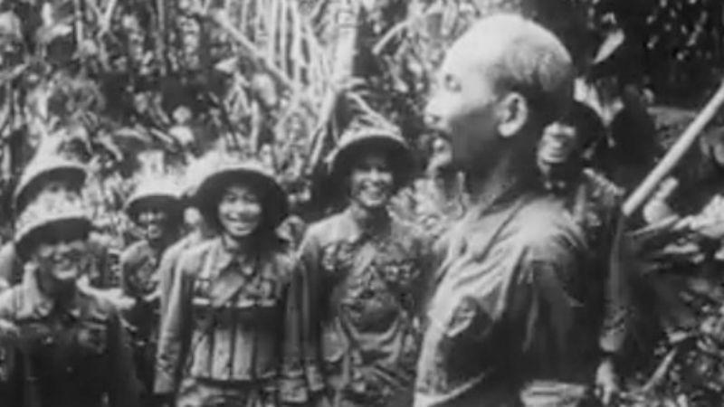 Bộ phim về Chủ tịch Hồ Chí Minh lần đầu được trình chiếu