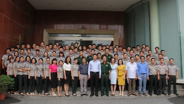 Học viện Tư pháp khai giảng lớp đào tạo nghiệp vụ thi hành án khóa 19