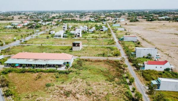 Rầm rộ bán nền trên đất quy hoạch công trình công cộng ở quận 12, TP HCM