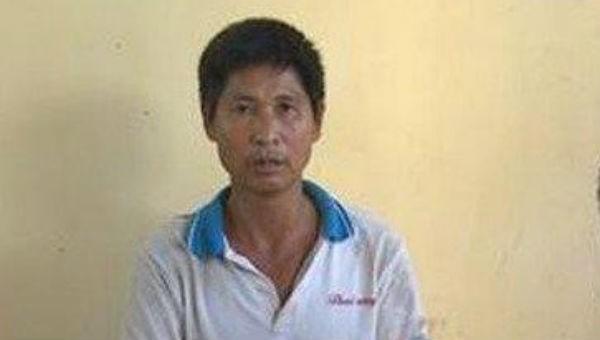 Bắt người đàn ông 50 tuổi nghi xâm hại bé gái hàng xóm