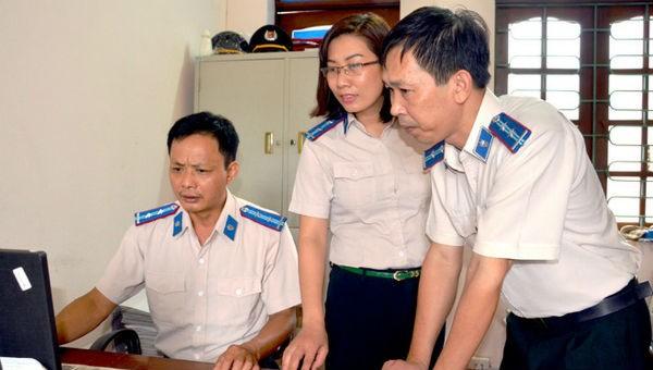 Lai Châu: Kiểm tra công tác thi hành án tại huyện Phong Thổ