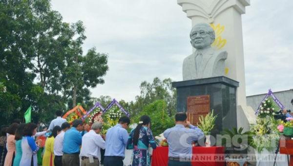 An Giang: Long trọng kỷ niệm 70 năm chiến thắng Cầu sắt Vĩnh Thông
