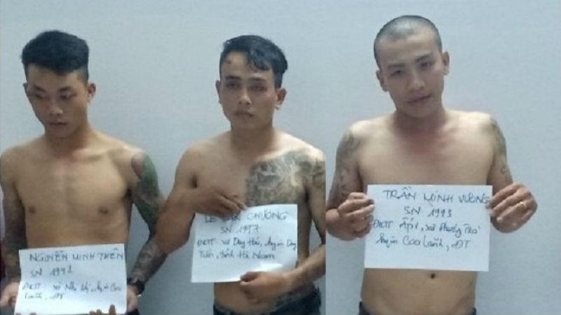 Khởi tố nhóm thanh niên tự xưng cảnh sát hình sự đánh Đại úy công an