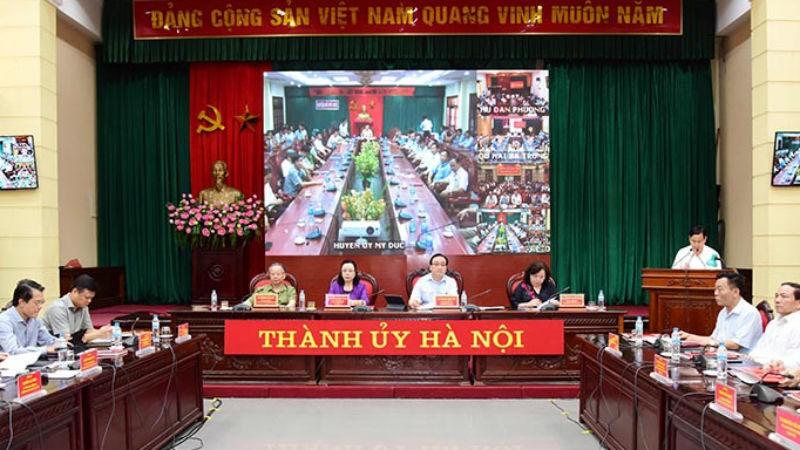 Hà Nội: Làm rõ trách nhiệm trong chậm giải ngân vốn xây dựng cơ bản