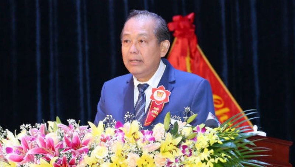 Phó Thủ tướng Thường trực Trương Hòa Bình: Quảng Bình cần cơ cấu lại nông nghiệp theo hướng hiện đại