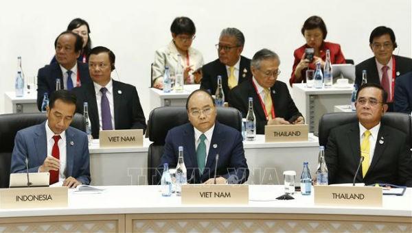 Việt Nam đóng góp tích cực, có trách nhiệm vào các vấn đề quốc tế