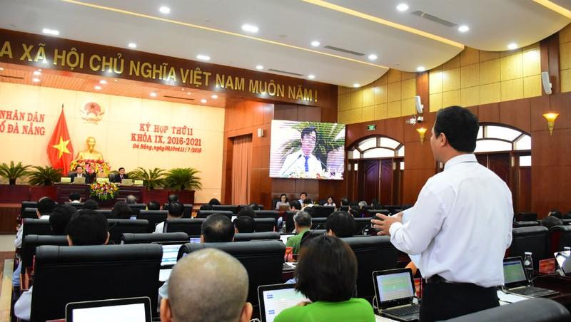 'Nóng' nghị trường Đà Nẵng chuyện lãng phí đất đai