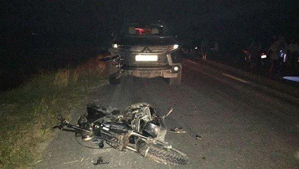 Điều tra vụ ô tô đâm xe đạp điện khiến 3 cháu bé tử vong